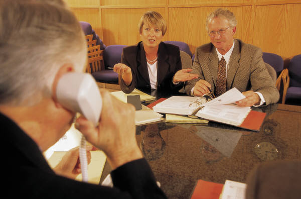 Personal Injury Depositions by telephone